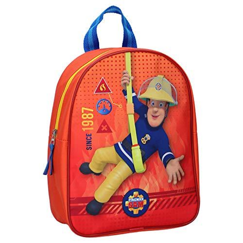 Feuerwehrmann Sam Rucksack 5 L Kindergarten Tasche Jungen