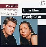 Prokofiev Violinsonaten - ames Ehnes