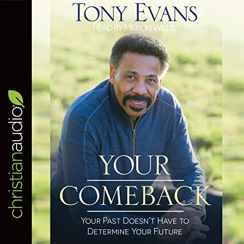 Your Comeback audiobook cover art