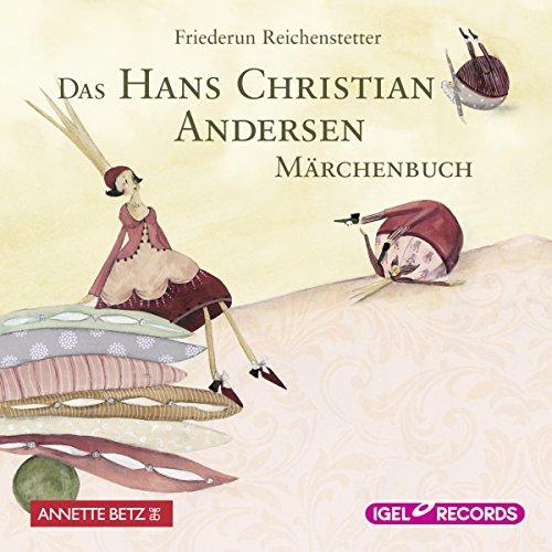Das Hans-Christian-Andersen-Märchenbuch Titelbild