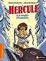 Mythologie et compagnie : Hercule et le sanglier d'Érymanthe par Montardre
