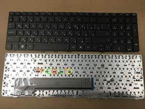 New Russian Keyboard for HP PROBOOK 4530 4530S 4730 4730S 4535S 4735s Laptop RU Keyboard Without Frame