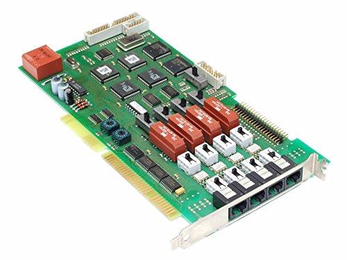 Teles 4S0-PBX/4TE S0 ISA Extension Card for Tevitel iPBX TK-Anlage Telefonanlage (Generalüberholt)