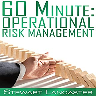 60 Minute Operational Risk Management audiobook cover art