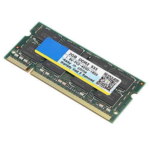 Memoria de la Placa Base Memoria de computadora Ram 2GB RAM para Intel para para computadora portátil