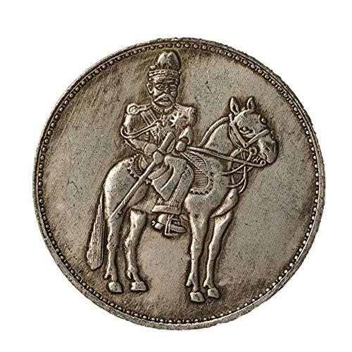 Ccyyy Colección de Monedas de Plata Antigua China de la Moneda de Plata de Ley Yuan Shikai Montar Moneda de Plata Conmemorativa Moneda Conmemorativa