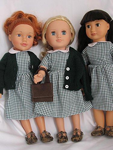 """la nostra generazione 18/"""" Bambole da Asda Sindy Brownie uniforme per designafriend"""