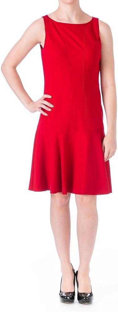 Ralph Lauren Women's Sleeveless Flare Dress