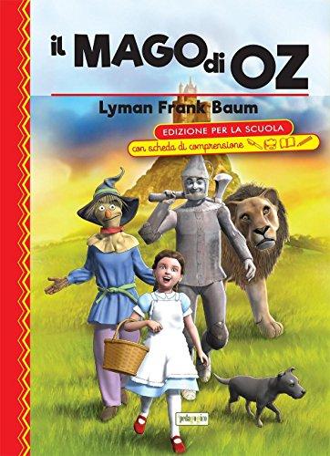 Il mago di Oz. Ediz. con schede di comprensione