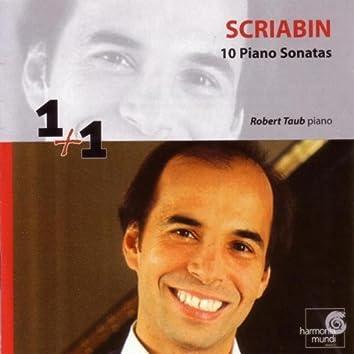 Scriabin: 10 Piano Sonatas