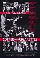 b直輸入、小ポスター、米国版「コーヒー&シガレッツ」ジム・ジャームッシュ作品、6000