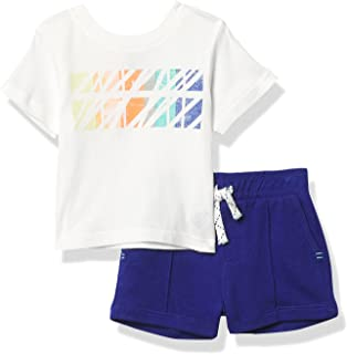 Splendid boys RNS1388 Baby and Toddler T-Shirt Set