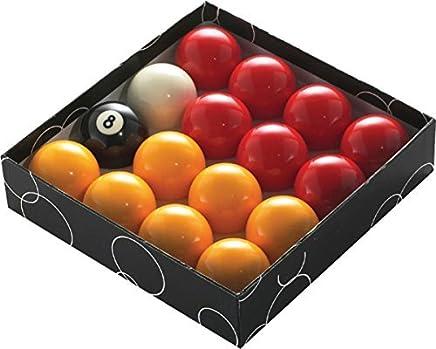 Neu PowerGlide Billardkugeln Snooker Spieler Rot Rot Rot und Gelb Turnier Bälle B00HU0HMHW  | Ab dem neuesten Modell  da79a6