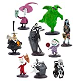 Disney Tim Burton's The Nightmare Before Christmas Deluxe Figurine Play Set