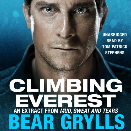 Climbing Everest cover art