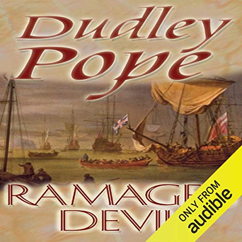 『Ramage's Devil』のカバーアート