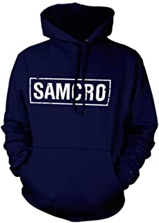 Sons of Anarchy Samcro Distressed Officially Licensed Hoodie