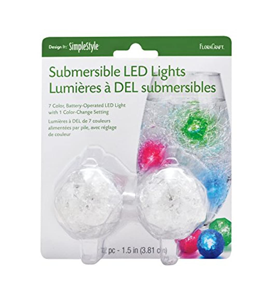 FloraCraft Submersible LED Light, 2