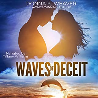 Waves of Deceit audiobook cover art