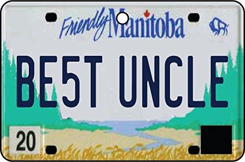 Ali Air Freshener Manitoba - Best Uncle Nummernschild Auto Lufterfrischer