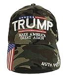 Donald Trump 2024 Hat - Make America Great Again 3D...