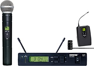Shure ULXS124/85 Combo Wireless System, J1