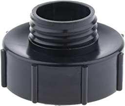Almencla IBC Tote Valve Adapter Connector IBC Tank Container Fitting for Pipe Hose, 3 inch 100mm DN80 Female to 2 inch 50mm DN50 Male