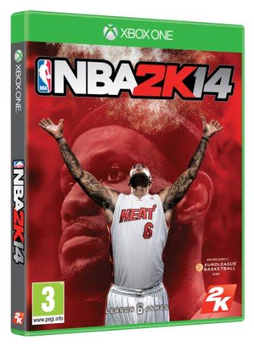 NBA 2K14 (Xbox One) - [Edizione: Regno Unito]