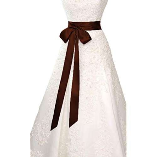 Chocolate Wedding Dresses