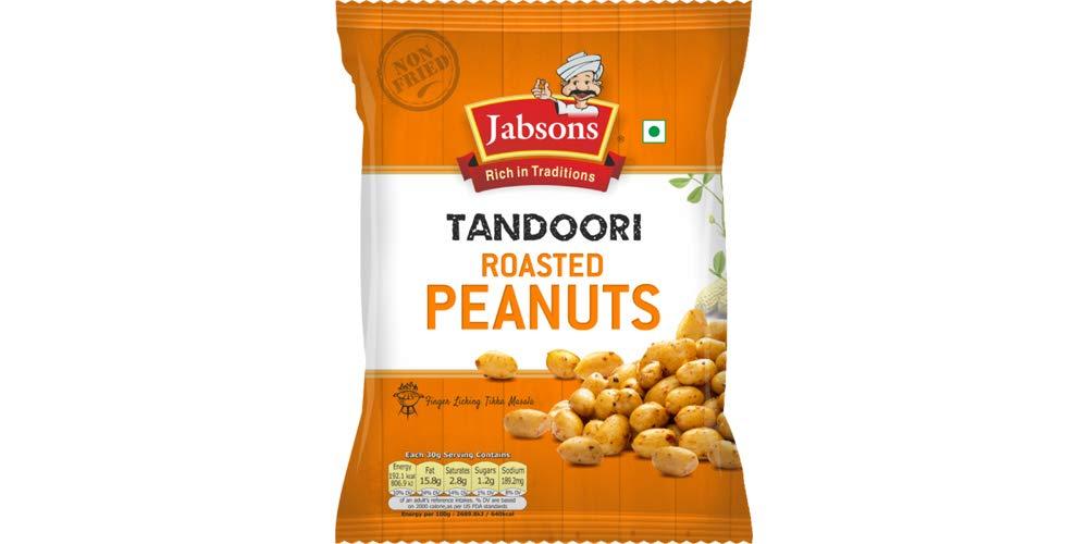 Los Angeles Mall Jabsons Jacksonville Mall Tandoori Roasted Peanuts 140 Grams gm