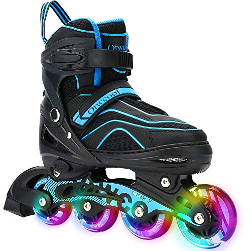 Otw-Cool Adjustable Inline Skates for...