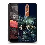 Head Case Designs Officiel Harry Potter Tuer Le Basilic Chamber of Secrets V Coque Noir en Gel Doux...