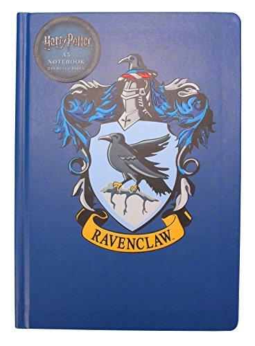 Cuaderno A5, Harry Potter (Casa Ravenclaw)