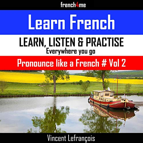 Pronounce like a French, Vol. 2 cover art