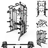 We R Sports Commercial Power Rack Gym Crossfit Power Cage Pull Ups Smith Machine -
