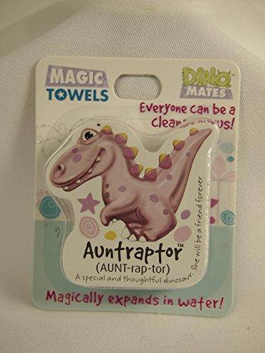 John Hinde DinoMates Magic Towel, Aunt