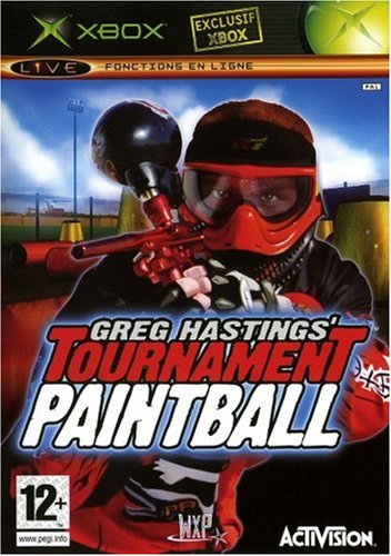 Greg Hastings Paintball Tournament