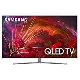 Samsung Tv Qled 55 Pollici Q8FN Serie 8, Televisore Smart 4K Uhd, Hdr, Wi-Fi