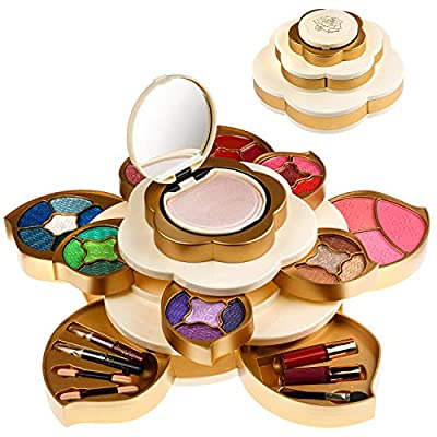 CoralBeau Luxurious Makeup Set