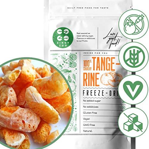 Dried Orange Slices Tangerine Freeze Dried Fruit | Dried Mandarin Orange |...