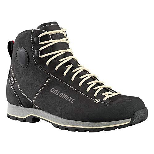 Dolomite Unisex-Erwachsene Bota Cinquantaquattro High Fg GTX Trekking- & Wanderstiefel, Schwarz, 39.5 EU