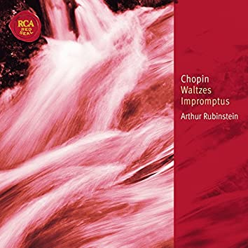 Chopin Waltzes & Impromptus: Classic Library Series