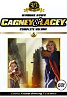 Cagney & Lacey: Complete Season 6 [DVD] [Import]