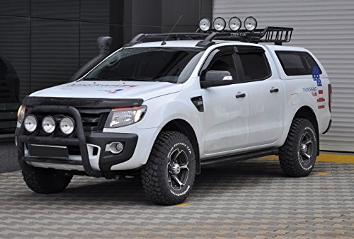 Ranger Laderaumabdeckung Pickup Zubehör Hardtop - Aufstellfenster