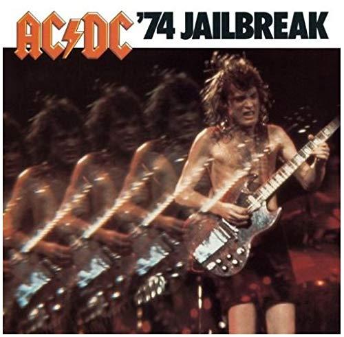 74 Jailbreak [CD]