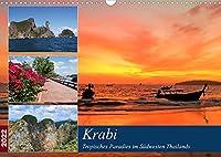 Krabi - Tropisches Paradies im Suedwesten Thailands (Wandkalender 2022 DIN A3 quer): Die Provinz Krabi beeindruckt mit traumhaften Straenden, tropischen Inseln und einer atemberaubenden Berglandschaft (Monatskalender, 14 Seiten )
