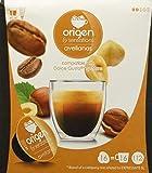 Cápsulas compatibles con Dolce Gusto® Origen & Sensations - Café sólo con aroma a Avellana - 16 unidades