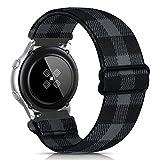 Zoholl - Correa de repuesto elástica compatible con Samsung Galaxy 46 mm, Gear S3 Fronter/Classic,...