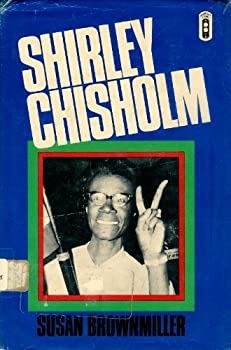 Shirley Chisholm: A Biography 0671295225 Book Cover