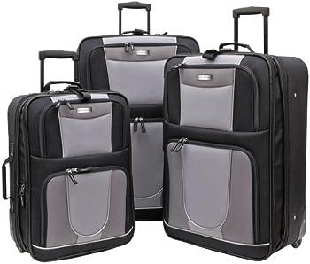 Geoffrey Beene 3-Piece Carnegie Luggage Set